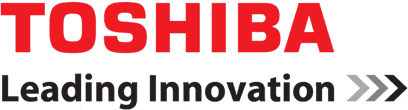 Toshiba Leading Innovation Logo