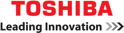 Toshiba Leading Innovation Logo Small