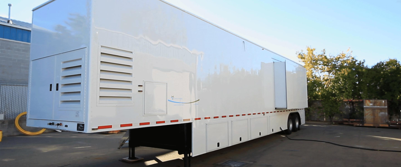 mobile imaging trailer